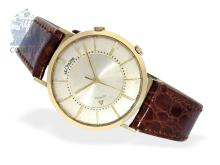 Wristwatch: Le Coultre Memovox 10K goldfilled, reference 3024, ca. 1950 (NO LIVE FEE)
