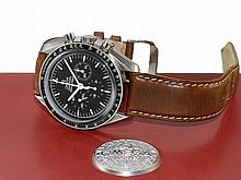 Omega Speedmaster Chronograph with box and ceritficates from 2011