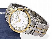 fine gentlemen's wristwatch Raymond Weil