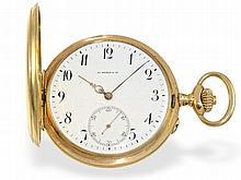 Henry Moser lever chronometer ca. 1900, Qualite Tobias