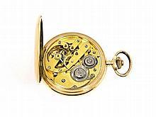 gold pocket watch Lesquereux c. 1910