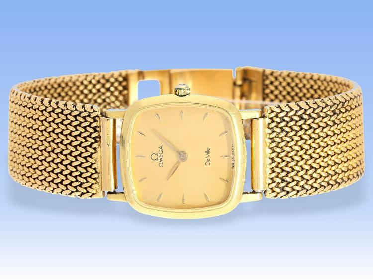 Vintage ladies wristwatch by Omega