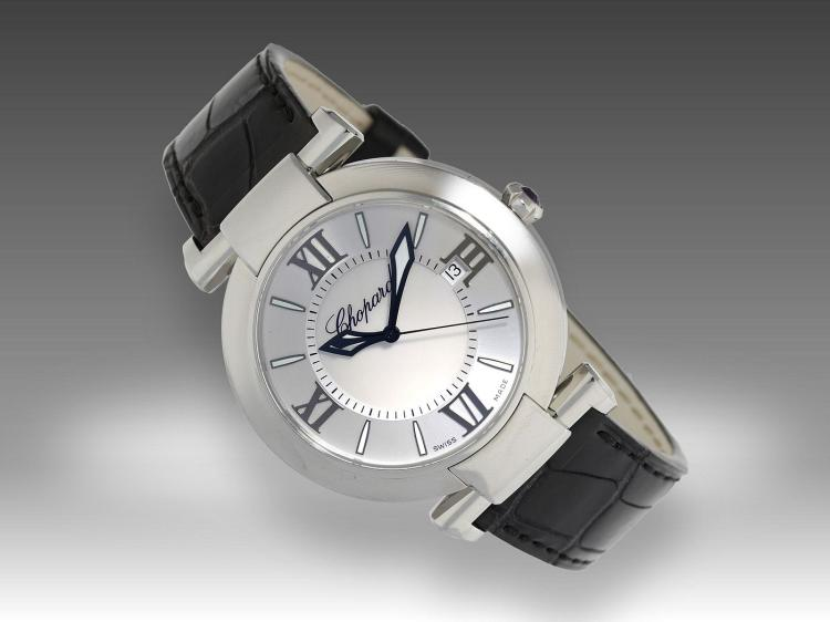 Modern wristwatch by Chopard, new