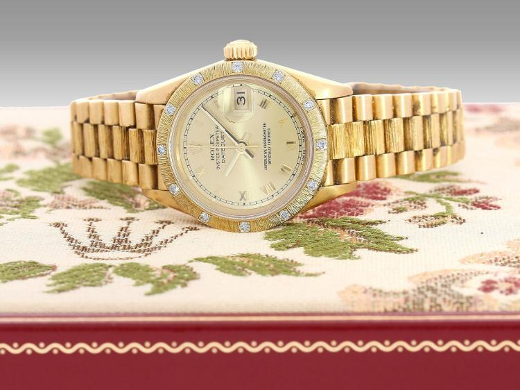 Vintage Rolex wristwatch, box and papers