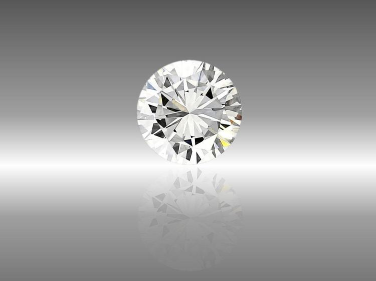 Diamond of 0.96ct