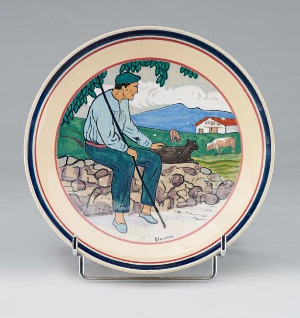 Louis FLOUTIER (1882-1936) pour Quimper