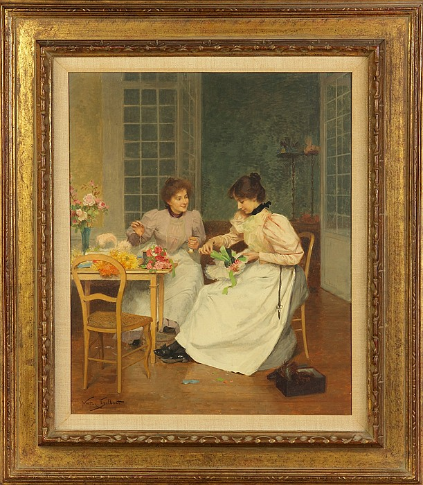 Victor Gabriel Gilbert (French, 1847-1933)