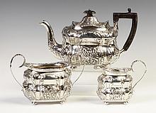 Continental Silver 3-Pc. Tea Set