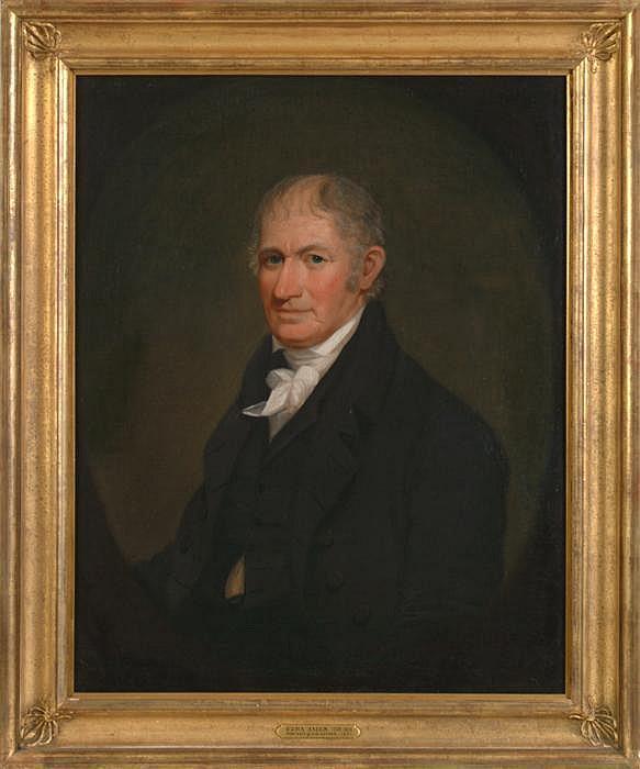 Ezra Ames (NY 1768-1836)