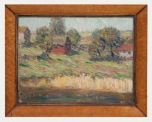 """George Leonard Herdle (American, 1868 - 1922) """"Spring"""""""