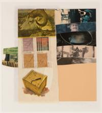 Robert Rauschenberg (American, 1925-2008) Offset Lithograph