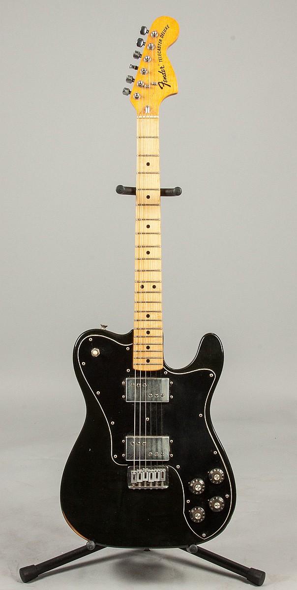 Fender 1970s Telecaster Deluxe -> Table Bass Télé