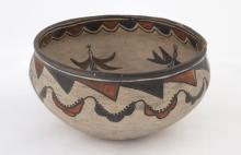 Native American Zuni Pot