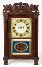 Spencer, Hotchkiss and Co. Salem Bridge Shelf Clock