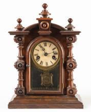 E. N. Welch Miniature Patti Shelf Clock