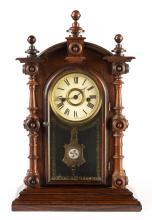 E. N. Welch Patti VP Shelf Clock