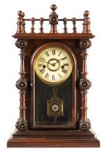 E. N. Welch Gestner Shelf Clock