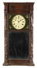 Asa Munger Shelf Clock