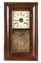 George S. Turner, Augusta, GA, Made by Waterbury Clock Co.