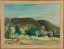 Francis Chapin (American, 1899-1965) Untitled,  circa 1939 (Vermont)