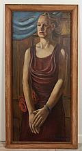 Millard Everingham (American, 1912-1951) Ramona  Morgan (Roters)
