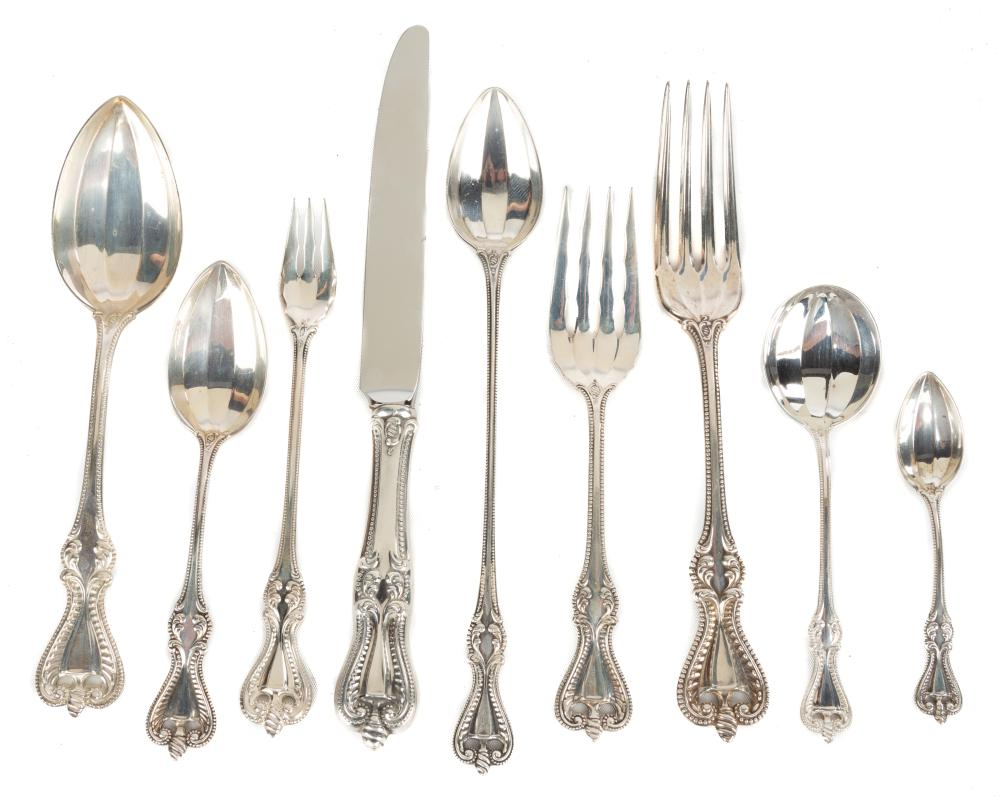 Towle Old Colonial Sterling Silver Flatware