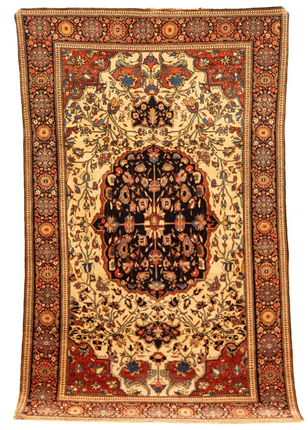 Farahan Sarouk Oriental Rug