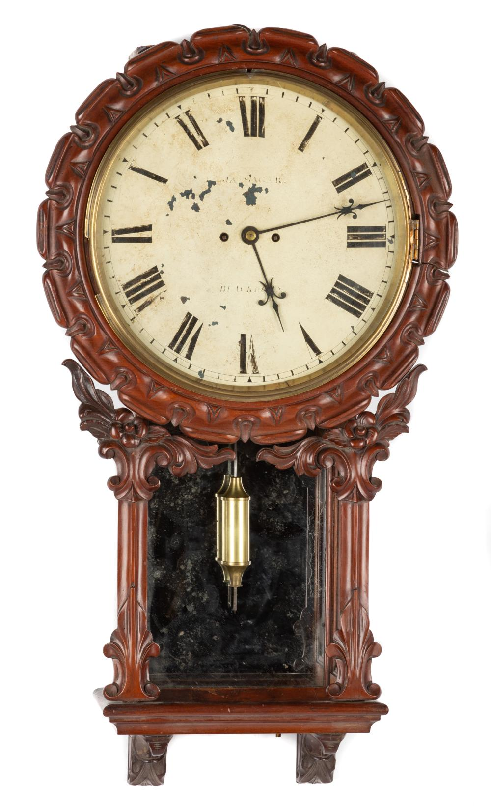 English Gallery Clock
