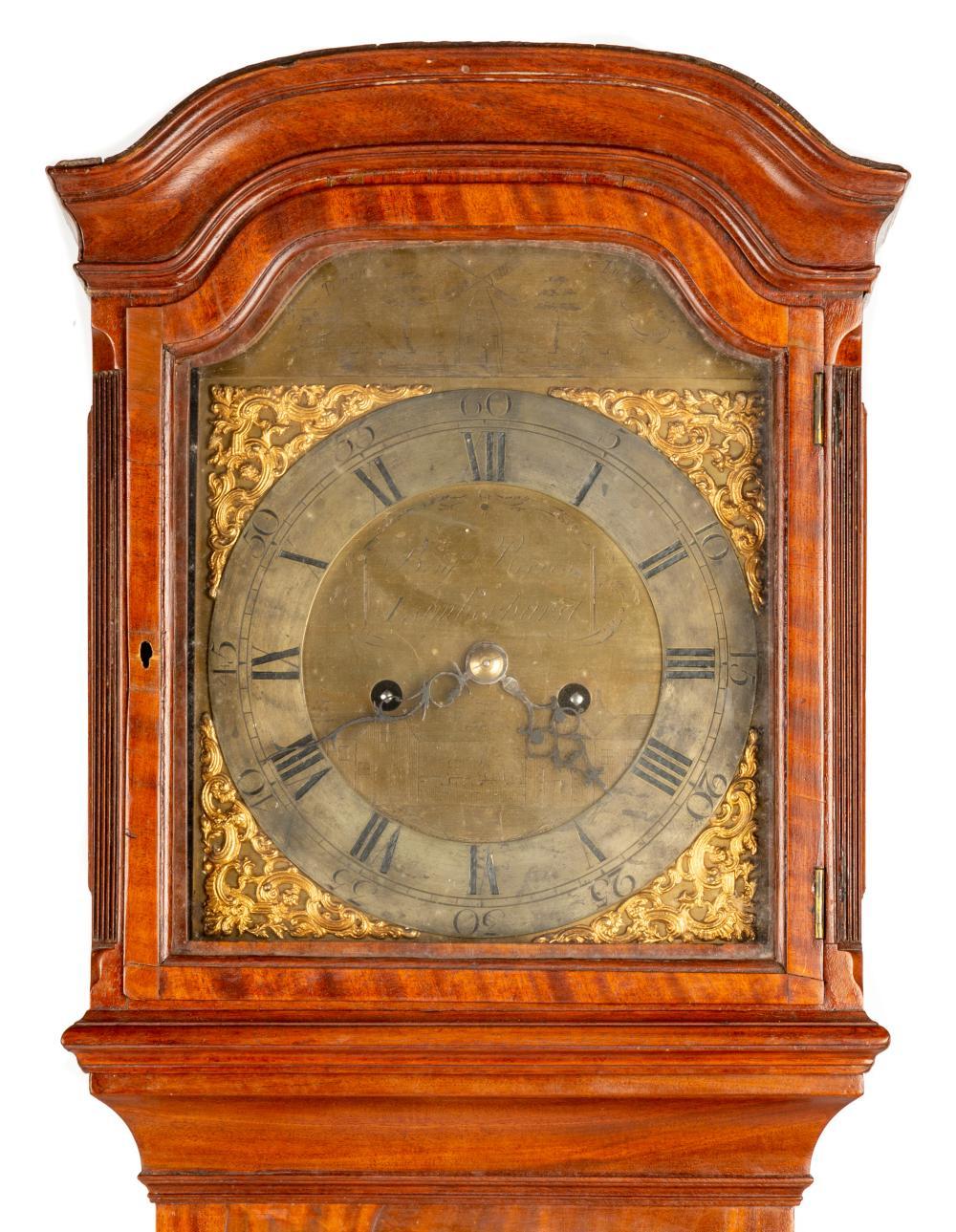 Benjamin Reeves, English Tall Case Clock