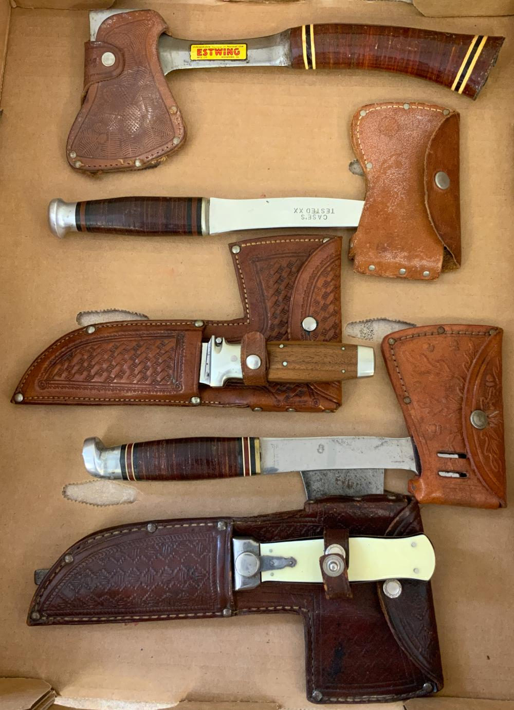Hatchets, Knife Sets and Military Knives