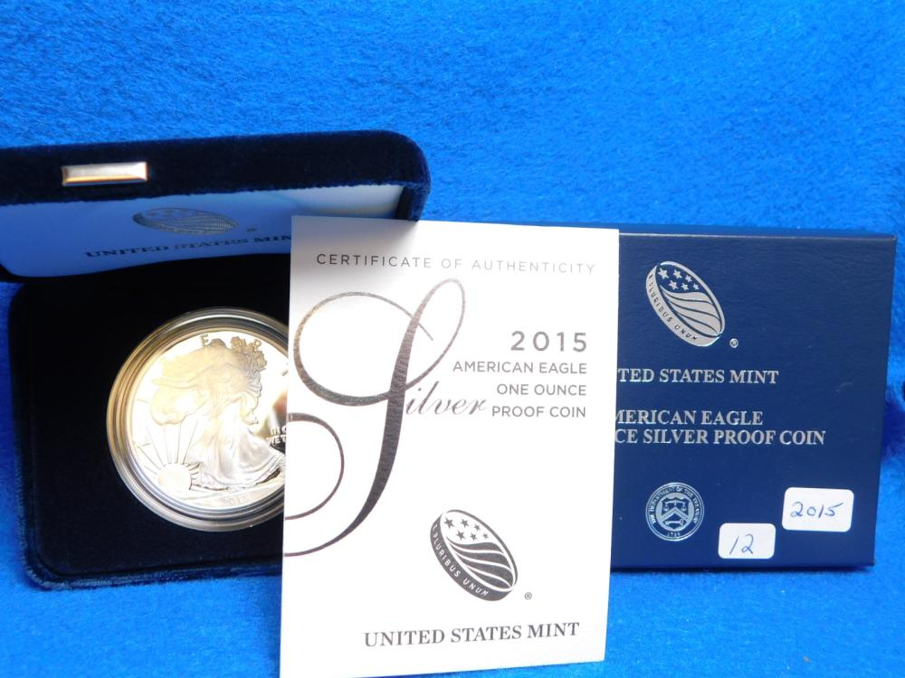 2015-W PROOF SILVER EAGLE