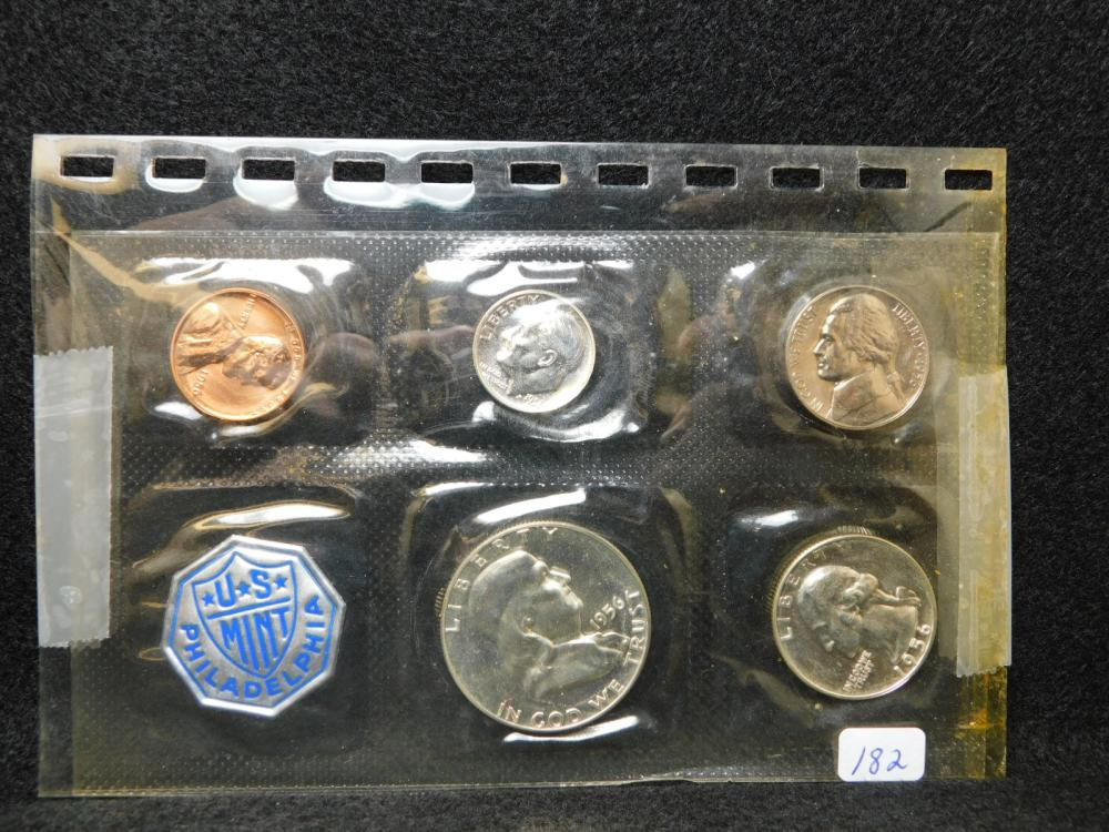 1956 PROOF SET