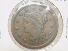 COIN & CURRENCY AUCTION ONLINE ONLY