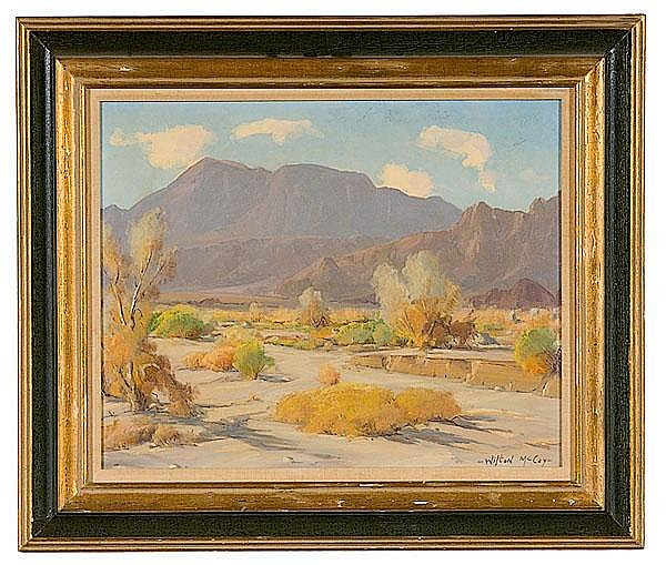 Wilton McCoy (American, 1902-1986)