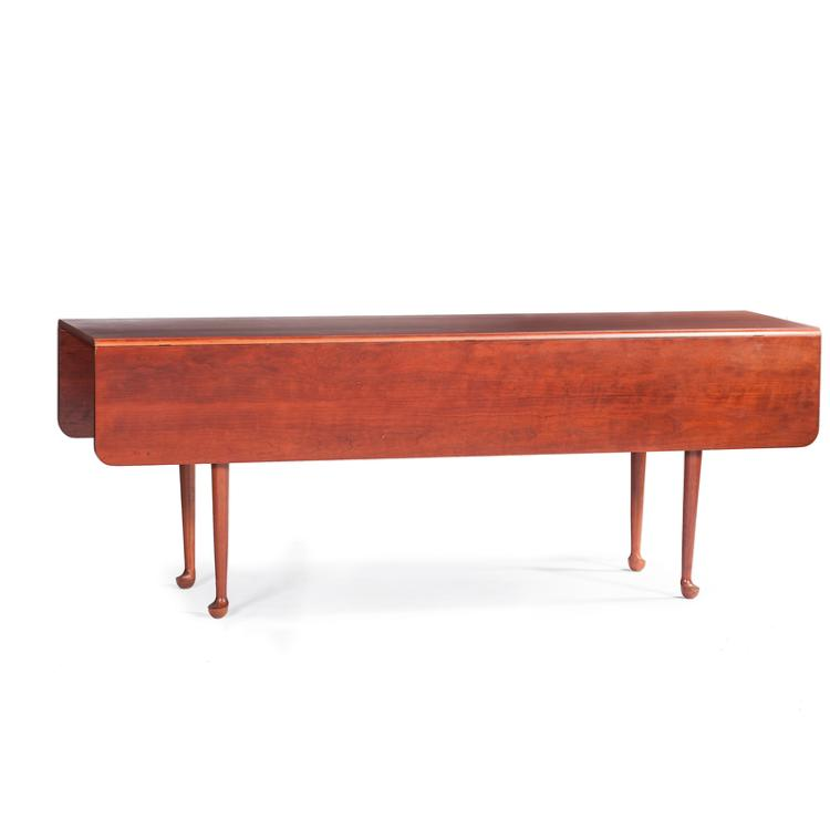 David t smith drop leaf table for Table 52 art smith