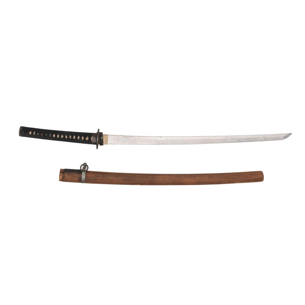 Unsigned Genuine Samurai Sword