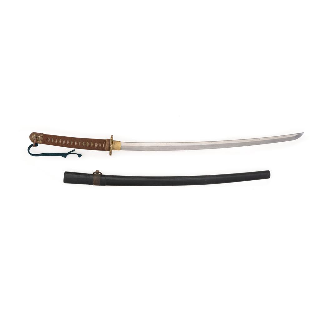 Japanese Imperial Army Officer's Sword