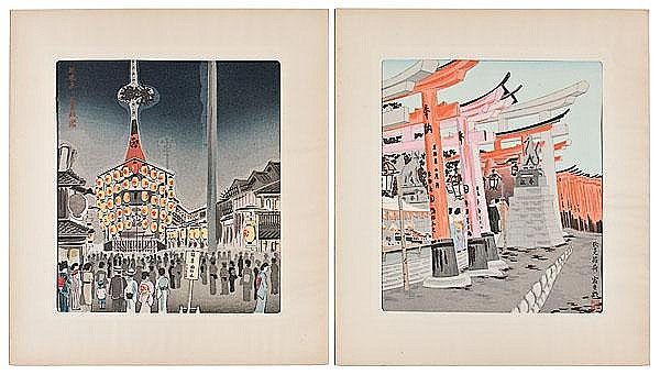 Portfolio by Tomikichiro Tokuriki (Japanese,
