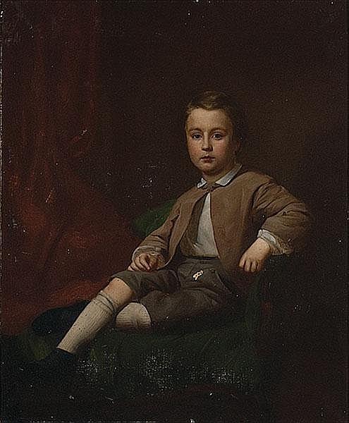 Charles T. Webber (American/Ohio, 1825-1911),