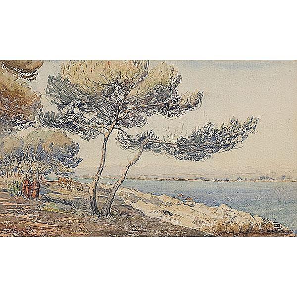 Fred Pye (American, 1882-1964) Island of St.