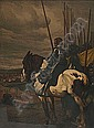 Angelo Jank (German, 1868-1940) Military Scene, Angelo Jank, Click for value