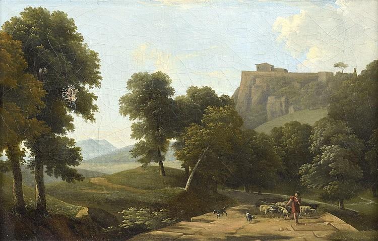 Attribué à Jean-Victor BERTIN (1775-1842)