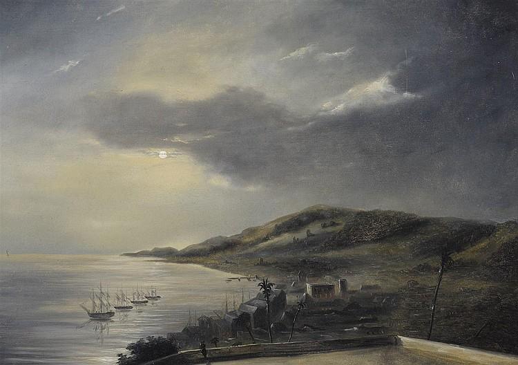 Attribué à Henriette Herminie GUDIN (1825-1876)