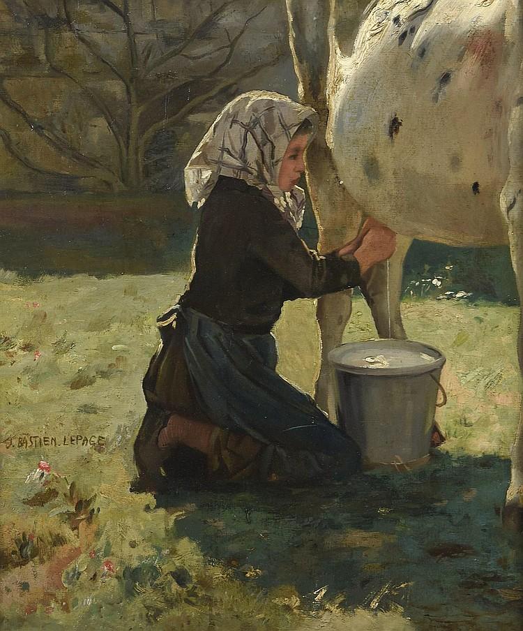 Attribué à Julien DUPRE (1851-1910)