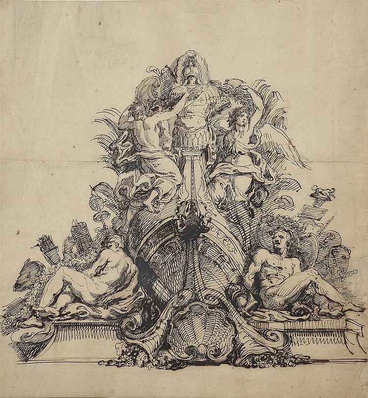 Ecole FRANCAISE du XVIIIème siècle