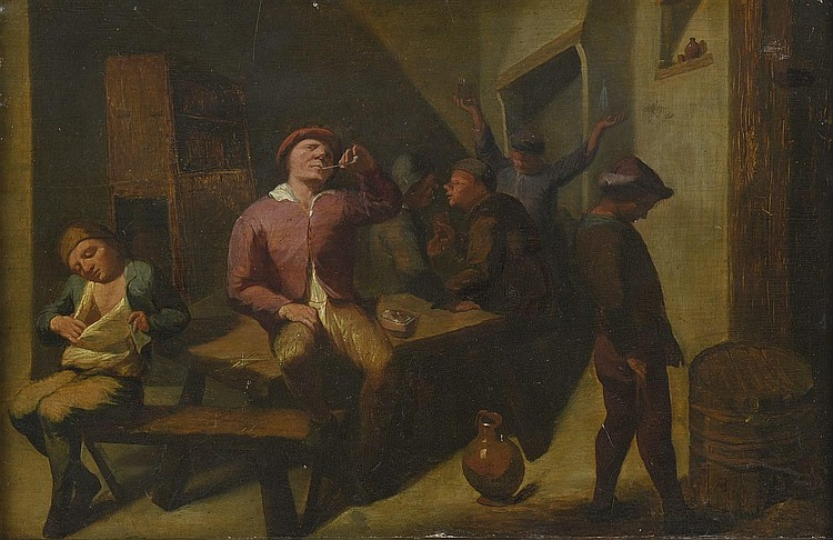 Attribué à Pieter de BLOOT (1601-1658)