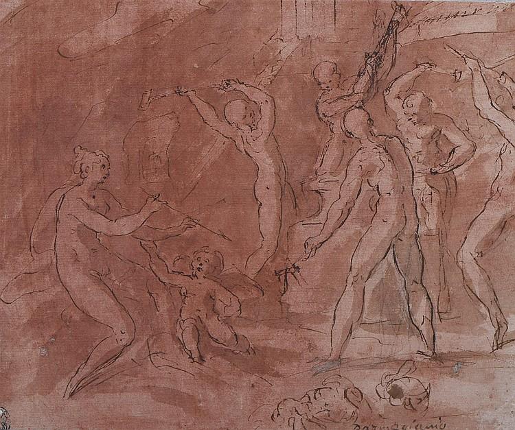 Attribué à Jacopo BERTOJA (1544-vers 1574)