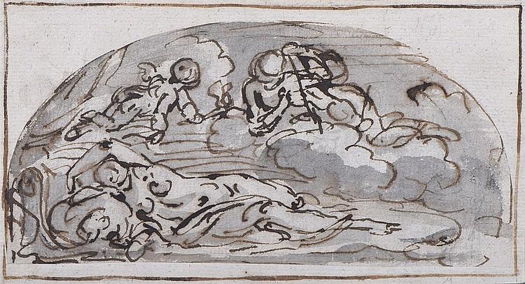 Attribué à Domenico GARGIULIO dit Micco SPADARO (1612-1679)