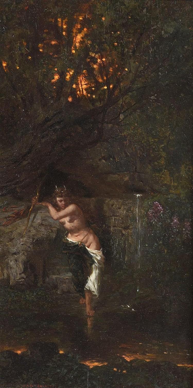 Célestin François NANTEUIL (1813-1873)