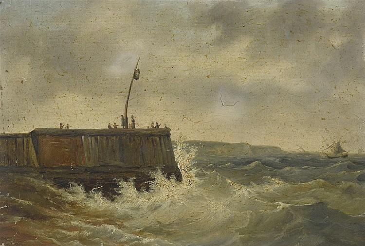 Attribué à Théodore GUDIN (1802-1880)